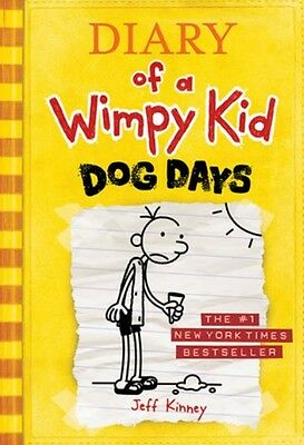 Diary of a Wimpy Kid: DOG DAYS [NEW] - RRP £6.99