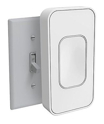 Switchmate: One-Second Installation Smart Lighting Toggle White