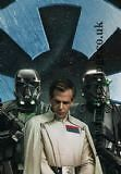 Topps Star Wars Rogue One No 106 Galatic Empire Puzzle Trading Card Comb P&p