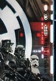 Topps Star Wars Rogue One No 107 Galatic Empire Puzzle Trading Card Comb P&p