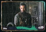 Topps Star Wars Rogue One No 144 Trading Card Comb P&p