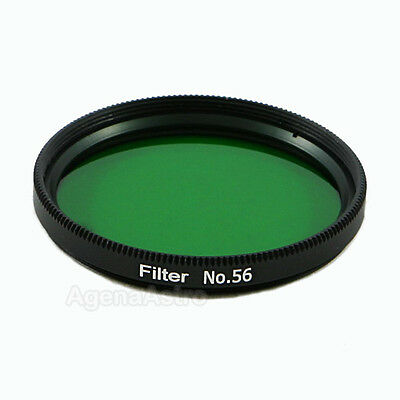 "Agena 2"" Color / Planetary Filter for Telescope - #56 Green"