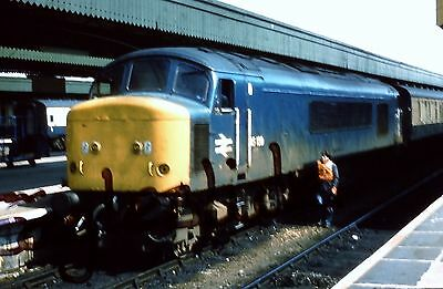 Original Slide  Of 45139 Cardiff 1985 With Copyright