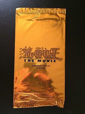 Yu-Gi-Oh! The Movie Sealed Game Cards Bulk Of Ten - *****Limited Stock*****