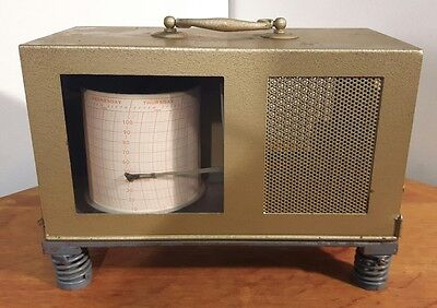 Antique Thermograph Scientific  Made by ON Vintage Rare