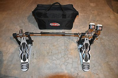 Gibraltar 9600 Series Direct Drive Double Bass Pedal