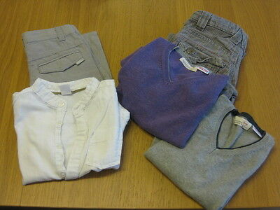 Bundle of Toddler clothes - Boys - 24 months - Zara and Orchestra