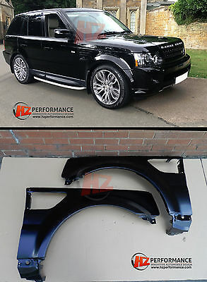 Range Rover Sport 2010 Facelift Oem Type Front Wings Set Conversion | Uk Stock |