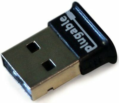Plugable Bluetooth 4.0 Adapter for Windows 10, 8.1, 8, 7, Raspberry Pi, Linux