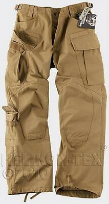 Helikon Tex  SFU Special Forces US Combat Army Hose pants coyote XLarge Regular