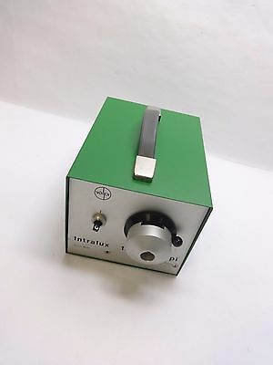 Volpi Intralux 150H Endoscopic Fiber Optic Light Source