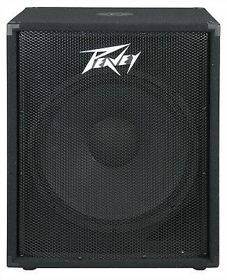 PEAVEY PV 118 Subwoofer PV Series 800W 18in Passive Subwoofer