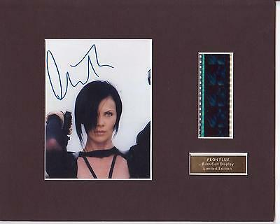 Aeon Flux Film Cell Display #3 Limited Edition Very Rare