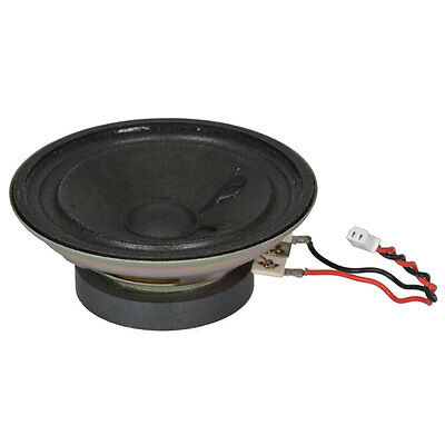 "Regal Electronics 1.009.841-C 3"" Round 16Ω  3 Watt Alnico Speaker 4 pcs"