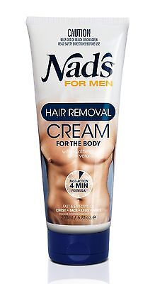 Nads For Men Hair Removal Cream 200 ml *CLEARANCE*
