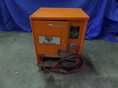 GNB FERROCHARGER GTCII12 24V FORKLIFT BATTERY CHARGER 208v 240v 480v 100 amp