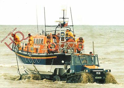 Postcard: RNLI Mersey Class Lifeboat