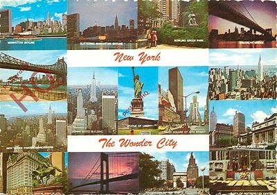 Postcard: New York City (Multiview)