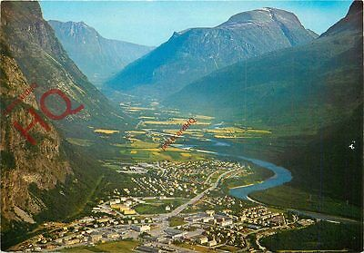Postcard: Norway, Sunndalsora And A Part Of 'Sunndalen' Valley