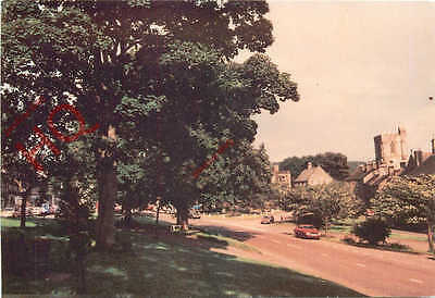 Postcard: Rothbury, In Coquetdale