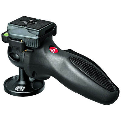 Manfrotto 324RC2 Light Duty Grip Ball Head with GEN MANFROTTO WARR
