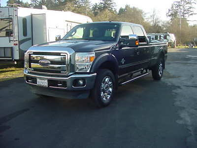 2015 Ford F-350 LARIAT 2015 Ford F350 Lariat 4x4 DIESEL Excellent Condition All OPTIONS REDUCED PRICE