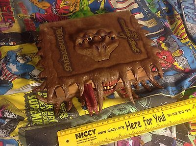 Harry Potter Tomy The Monster Book of Monsters - Very Rare!