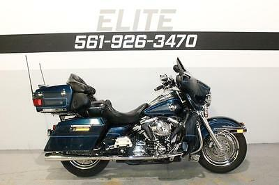 2001 Harley-Davidson Touring  2001 Harley Electra Glide Ultra Classic FLHTCUI VIDEO $134 a Month