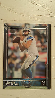 NFL Trading Card Matthew Stafford Detroit Lions Topps 2015