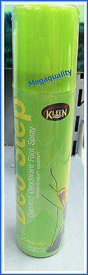 KLEEN SHOE DEODORANT SPRAY FOR SHOES ELIMINATE STINKY ODOR - COMFORT 60 ml.