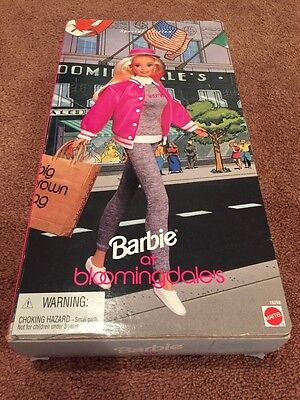 Bloomingdale'sBarbie Doll Special Edition Collectible Barbie New Christmas