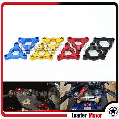 For YAMAHA FZ1 YZF-R6 YZF-R1 14mm CNC Suspension Fork Preload Adjusters 4 Color