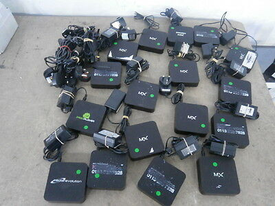 JOB LOT 17 x Android TV Box MX Dual Core 4.2GHz + AC Adapters & SOFTWARE !