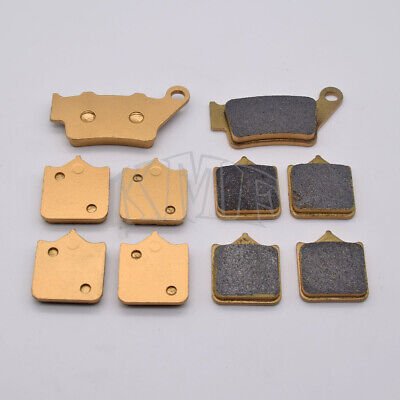 Front+Rear Brake Pads For BMW Motorcycle S1000RR 2010 2011 2012 2013 New
