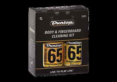 Dunlop  - Formula 65 Body And Fingerboard Cleaning Kit