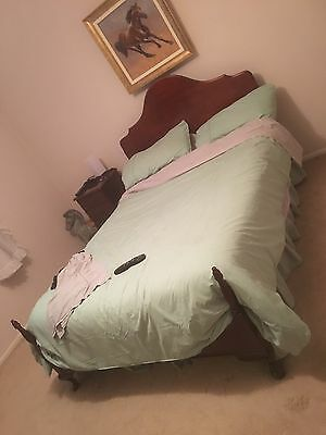 Rosewood Double Bed