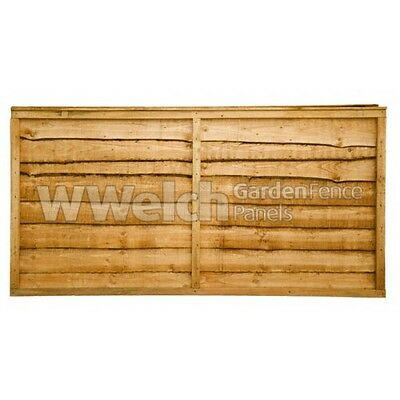 Garden Fence Panel Waney/Overlap