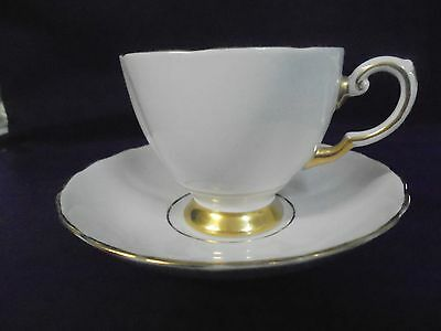 Vintage Tuscan Bone China tea set duo