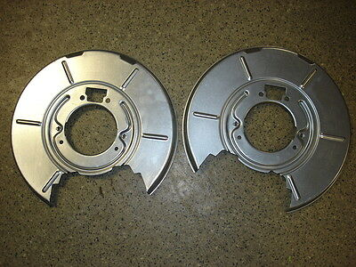 BMW E36 E46 Rear Brake Disc Back Protection Plate Left and Right