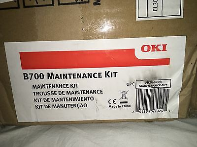 ➨➨➨➨➨Okidata Fuser Maintenance Kit Unit B720 B730 B710 58284203 NEW SEALED➨➨➨➨➨➨