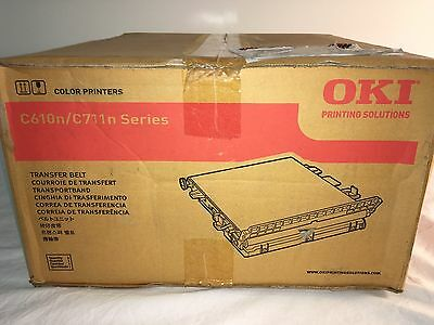 ➨➨➨➨ Okidata Transfer Belt C610 C711 44341901 NEW SEALED➨➨➨➨➨