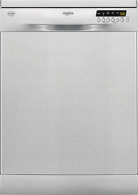 Dishlex - 60cm Freestanding Dishwasher, Stainless Steel DSF6206X