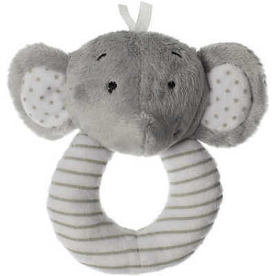 NEW Playgro Home Rattle Elephant