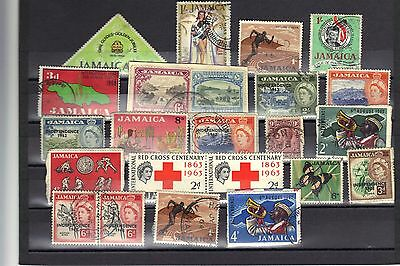 Jamaica - Small Lot / Collection - Lot # 2