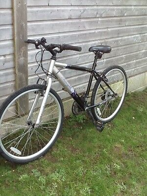 "ladies 17"" apollo mountain bike 18 speed"