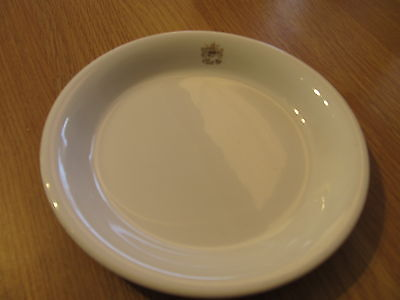 Royal Doulton British Airways Airline Plane Small China/Porcelaine Dish