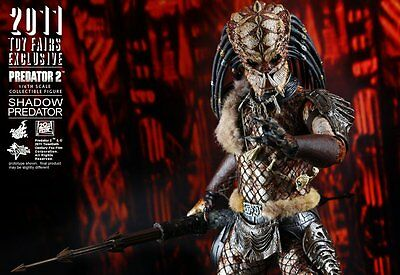 Predators 2 - Shadow Predator Exclusive 1/6 Actionfigur Hot Toys Sideshow