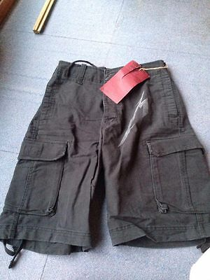 METALLICA UNWORN NEW trousers pants shorts SIZE M from Official club sold out