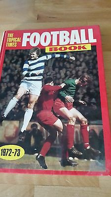 The Topical Times Football Book 1972-73