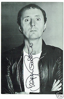 Jasper Carrot British Comedian  Hand Signed Vintage Photograph 6 x 4